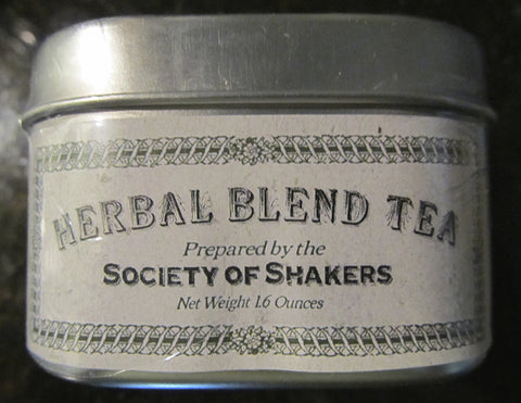 Shaker Herbal Teas: Herbal Blend