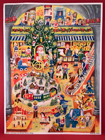 Advent Calendar : Toy Store