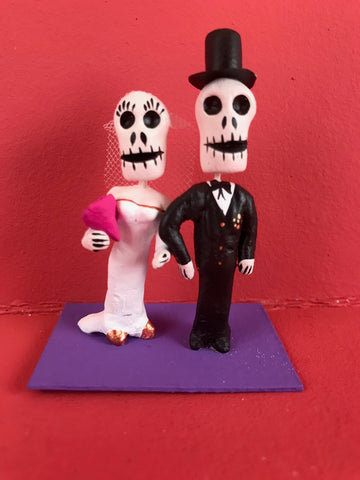 Wedding Couple, Miniature
