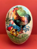 Handmade Egg Containers from Germany: Rooster
