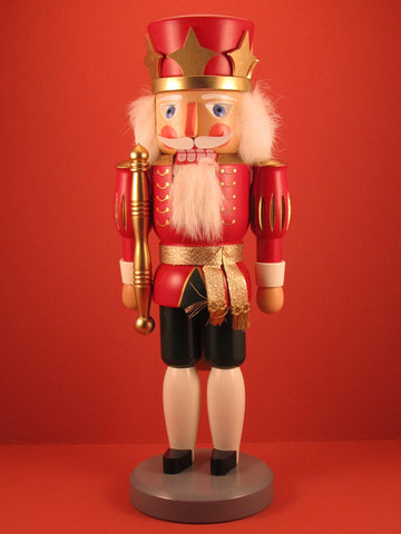 German Nutcracker: Red King