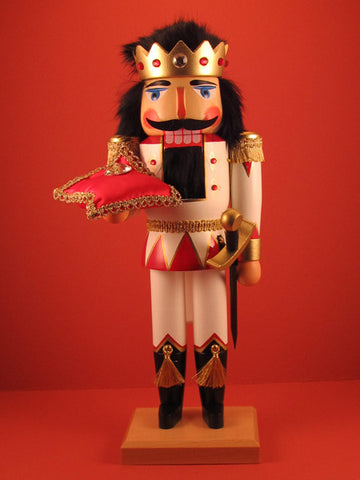 German Nutcracker: King of Diamonds