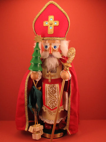 German Nutcracker: Large St. Nicholas