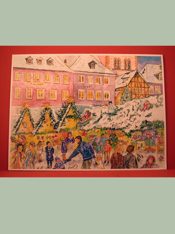 Advent Calendar : Christkindl Market