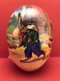 Handmade Egg Containers from Germany: Bunny Thief, two sizes