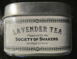 Shaker Herbal Teas: Lavender