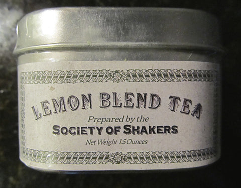 Shaker Herbal Teas: Lemon Blend
