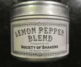 Shaker Culinary Herbs: Lemon Pepper Blend