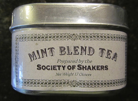 Shaker Herbal Teas: Mint Blend