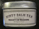 Shaker Herbal Teas: Minty Balm