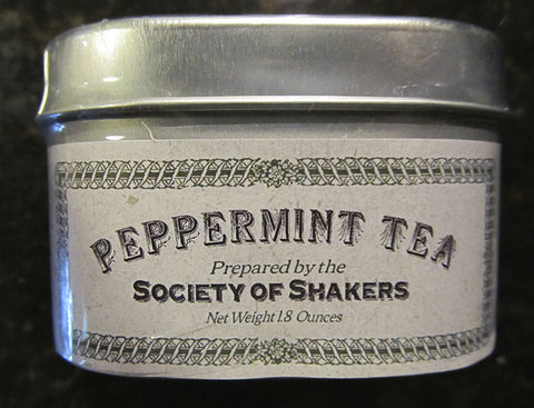 Shaker Herbal Teas: Peppermint