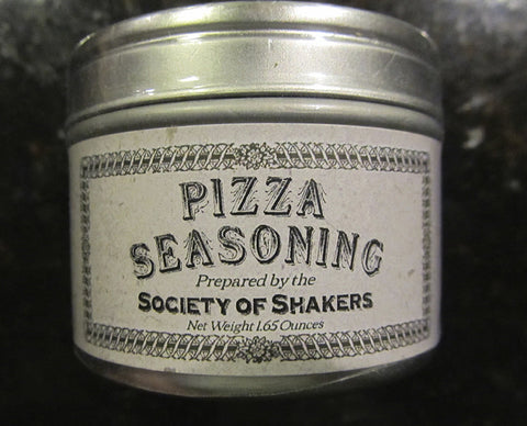 Shaker Culinary Herbs: Pizza Seasoning