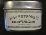 1858 Potpourri from the Sabbathday Lake Shakers