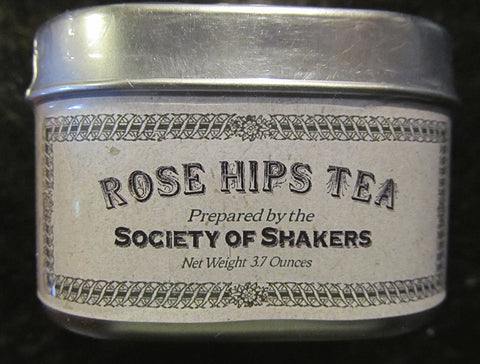 Shaker Herbal Teas: Rose Hips