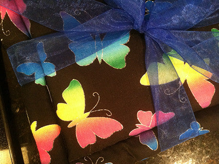 Millie's Potholders: Butterflies (set of two)