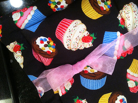 Millie's Potholders: Candy Cupcakes (set of two)