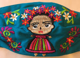Mexican Protective Face Masks: Frida