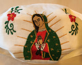 Mexican Protective Face Masks: Our Lady of Guadalupe
