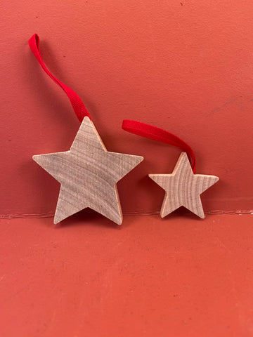 Swedish Christmas Ornament: Stars