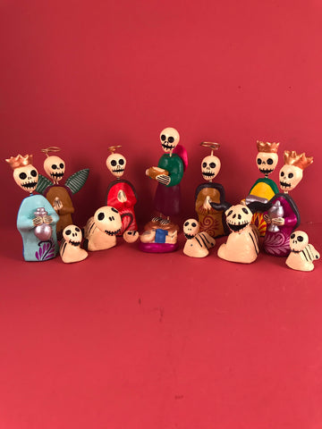 Day of the Dead Nativity