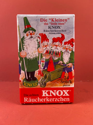 German Incense: Minis (Knox Brand)