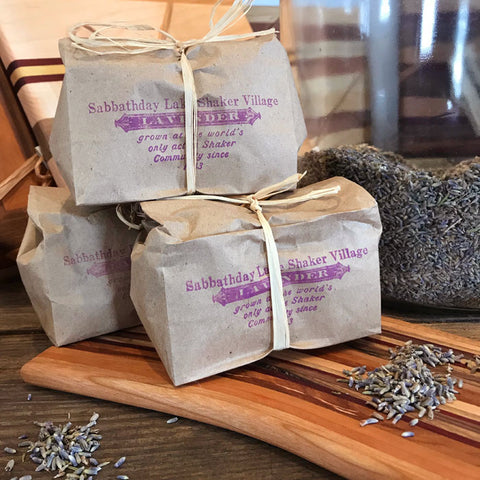 Lavender Package from the Sabbathday Lake Shakers