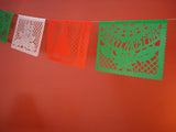Papel Picado for Christmas