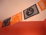 Papel Picado for Hallowe'en