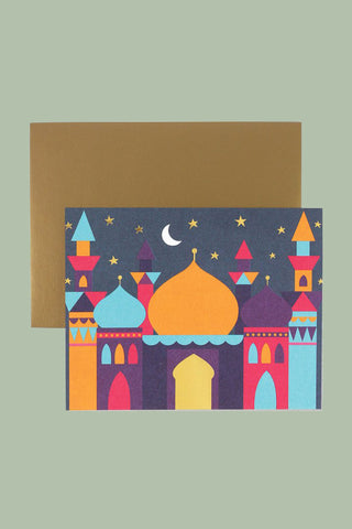 Ramadan & Eid al Fitr Card : Wonder Mosque