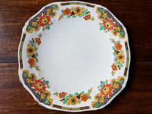 "Load image into Gallery viewer, Alfred Meakin Vintage Art Deco 9"" Salad or Dinner Plate"
