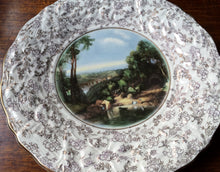 Load image into Gallery viewer, Crossing The Brook Turner Decorative Plate by James Kent Longton