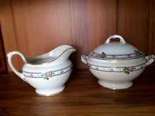 Load image into Gallery viewer, Wedgwood & Co (UK) Vintage Art Deco Pitcher and Small Tureen Set
