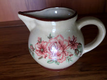 Load image into Gallery viewer, Small Australian Vintage Creamer with Red Roses Pattern