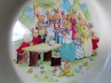 Load image into Gallery viewer, Royal Doulton Bunnykins Vintage Collectible Cereal/Soup/Dessert Bowl