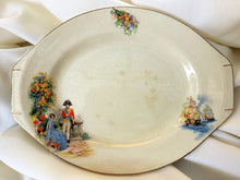Load image into Gallery viewer, Vintage J G Meakin Sunshine Nelson Series 561073 Oval Platter