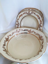 Load image into Gallery viewer, Alfred Meakin (England) 6 Piece Vintage Art Deco Compote Bowls Set