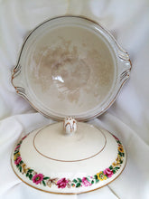 Load image into Gallery viewer, J & G Meakin Vintage Ceramic Vegetable Serving Bowl with Lid