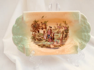 Vintage Lancasters Ltd Hanley English Ware Ring/Pin/Soap Dish