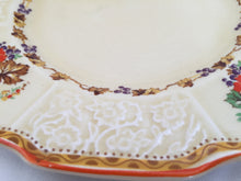 Load image into Gallery viewer, Set of 3 Vintage MYOTT Embossed Dessert or Side Plates