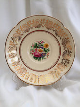 "Load image into Gallery viewer, Vintage Johnson Brothers JB1179 Pattern Large 6.5"" Orphan Saucer"