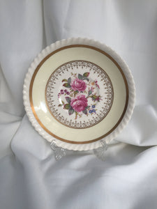 "Johnson Brothers JB33 Pattern Small Saucer ""Old English"" Series"