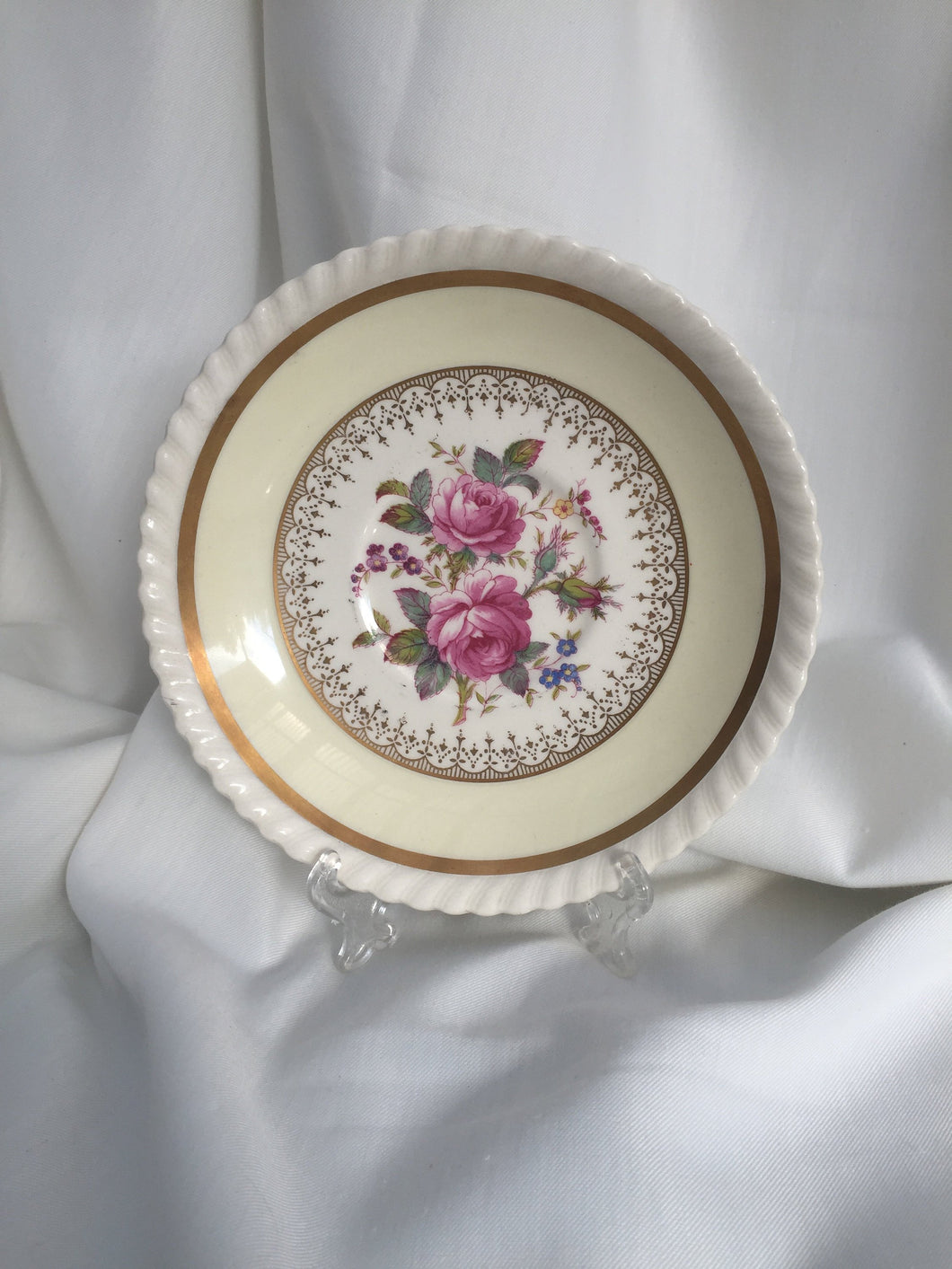 Johnson Brothers JB33 Pattern Small Saucer