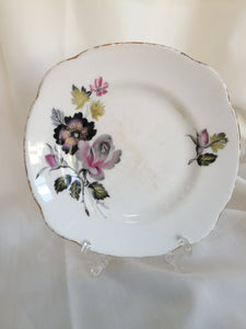 "Duchess English Vintage 6.5""Dessert or Bread and Butter Plate"