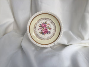 "Johnson Brothers JB33 Pattern Vintage Saucer ""Old English"" Series"