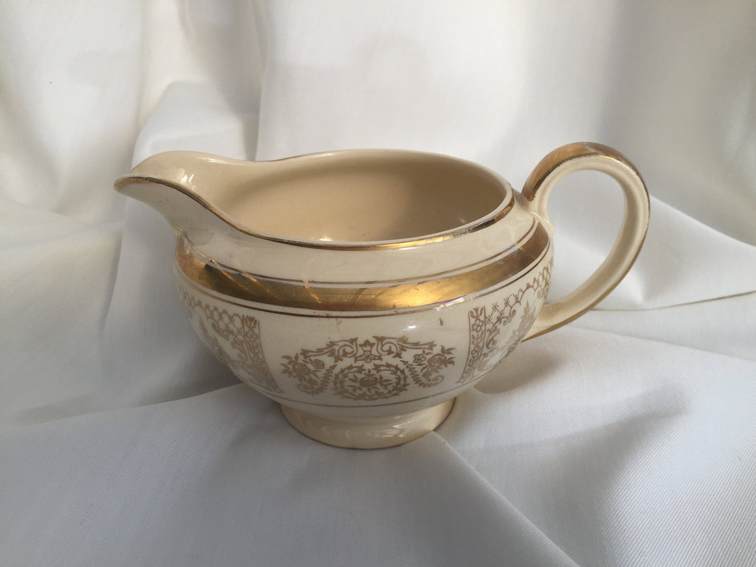 Johnson Brothers JB13 Pattern Small Vintage Creamer/Pitcher