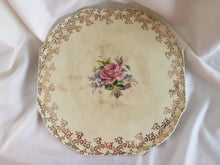 "Load image into Gallery viewer, Lord Nelson Elijah Wood (England) Vintage 11"" Flat Cake Plate"