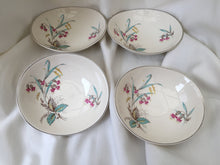 Load image into Gallery viewer, A Set of 4 Vintage Johnson Brothers Oval Dessert or Compote Bowls