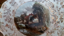 "Load image into Gallery viewer, James Kent Longton Candy Bowl ""Valley Farm"" by J Constable"
