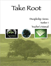 Load image into Gallery viewer, Take Root - Teachers Manual-book-Christian Church Growth
