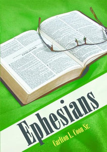 Ephesians Lessons (CD or Kindle)
